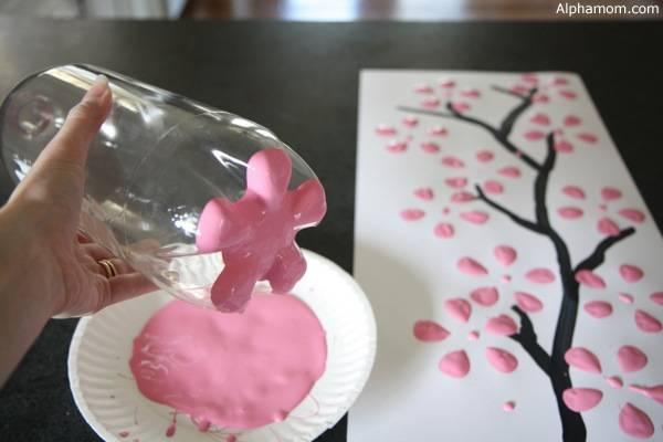 Drawn sakura blossom easy Easily How Perfect to Draw