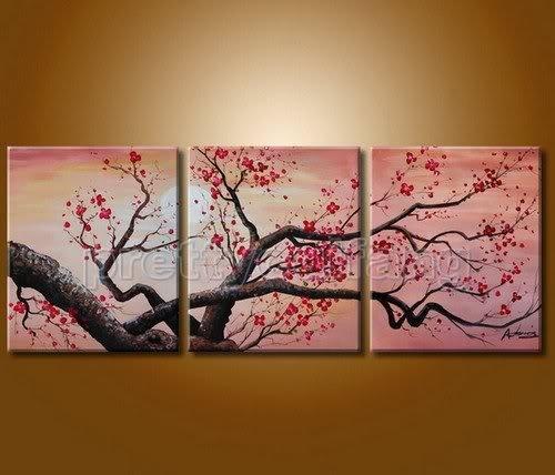 Drawn sakura blossom flowering tree Blossom Cherry  WetCanvas Help!