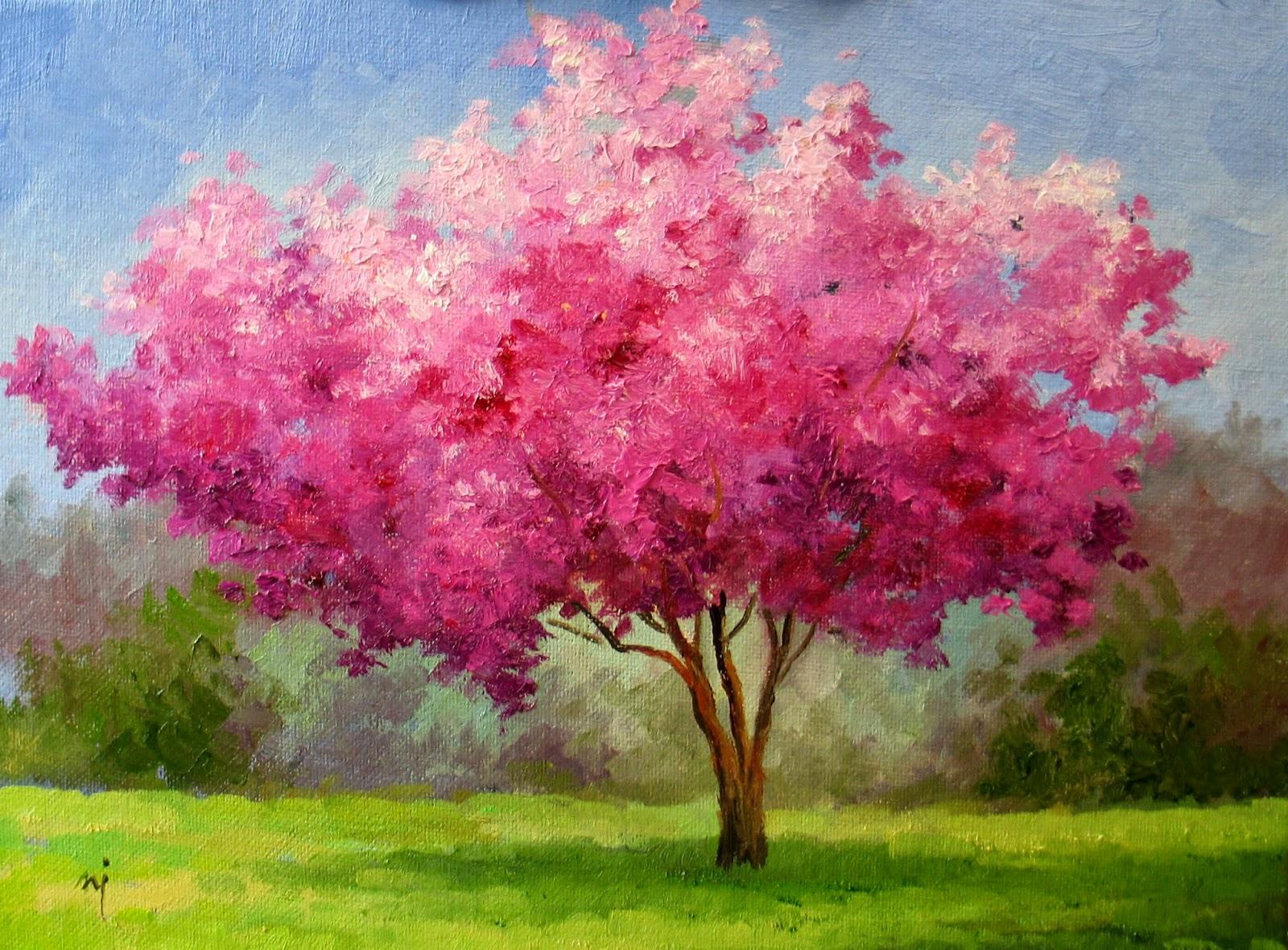 Drawn sakura blossom landscape Blossom blogspot bp 3 Cherry