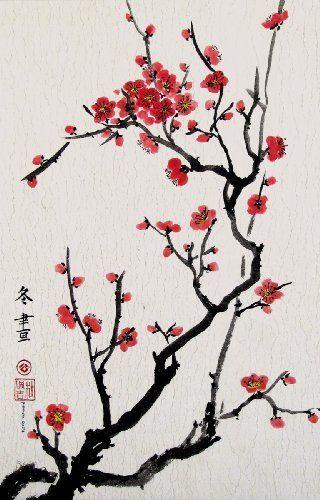 Drawn sakura blossom orchid tree Best painting blossom 20+