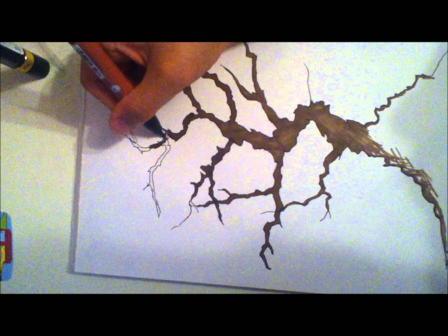 Drawn sakura blossom pencil step by step Drawing blossom cherry YouTube tree