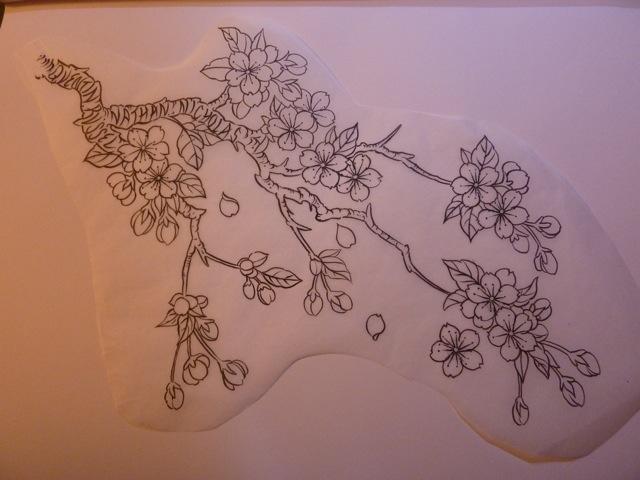 Drawn sakura blossom pinter Body Beauty Beauty Blossom Cherry