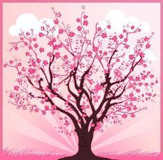 Drawn sakura blossom rose tree To <3 draw cherry how