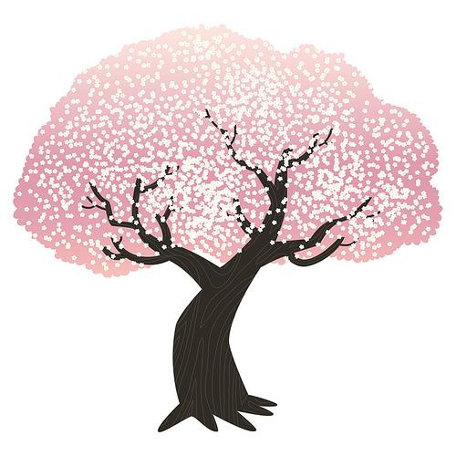 Drawn tree cherry blossom tree Drawing Blossom Tree Tree Cherry