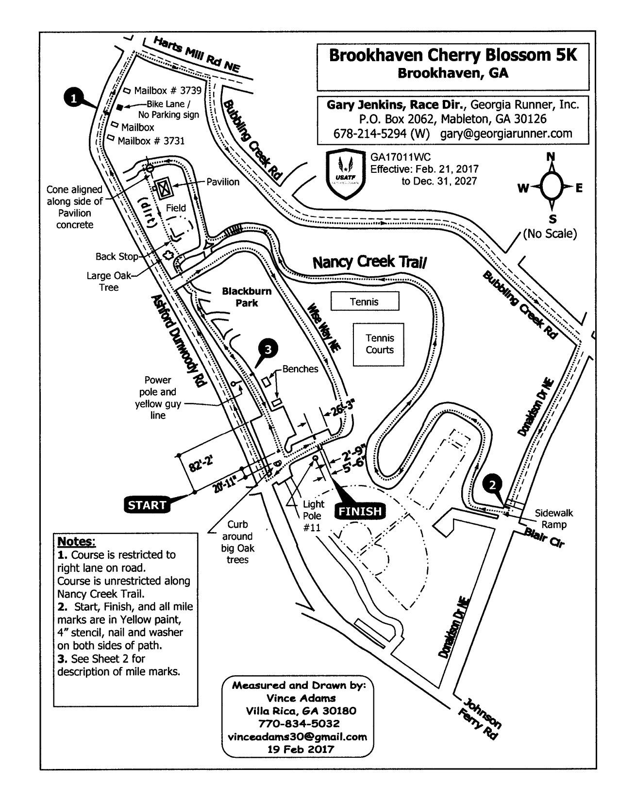 Drawn sakura blossom side view Run LARGER CLICK MAP TO