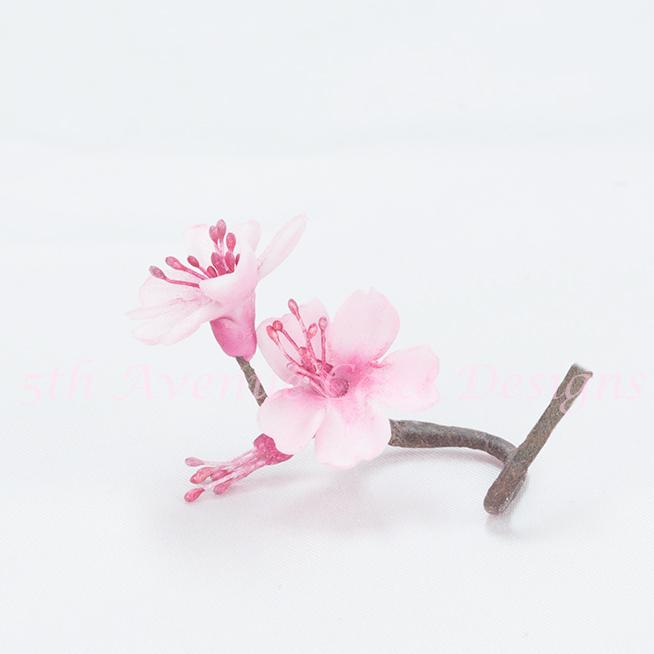 Drawn sakura blossom single Cherry how Cherry petals Wedding