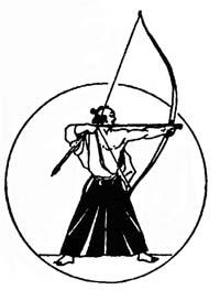 Drawn samurai archer And ARCHER the  Education