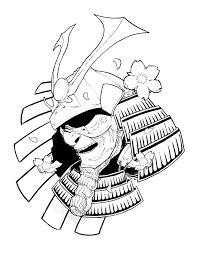 Drawn samurai dead Samurai Google Pinterest tatuagens Drawings