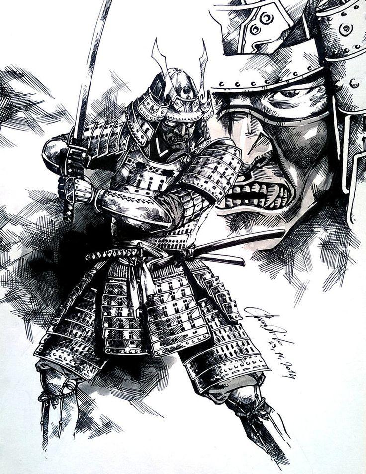 Drawn samurai dead (but ideas 25+ I Samurai