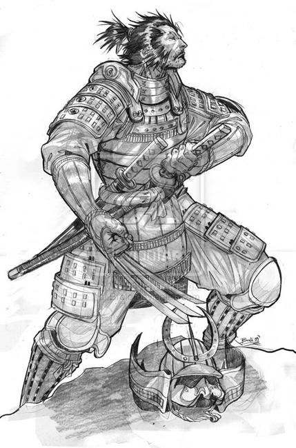 Drawn samurai deviantart Gladiator deviantart @DeviantArt @deviantART Brolo