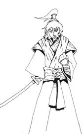 Drawn samurai easy To & Draw  to