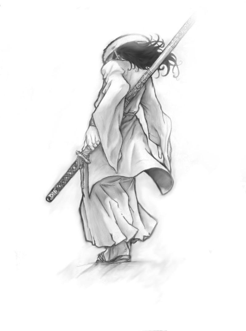 Drawn samurai epic samurai Pages Sword Samurai Samurai Of