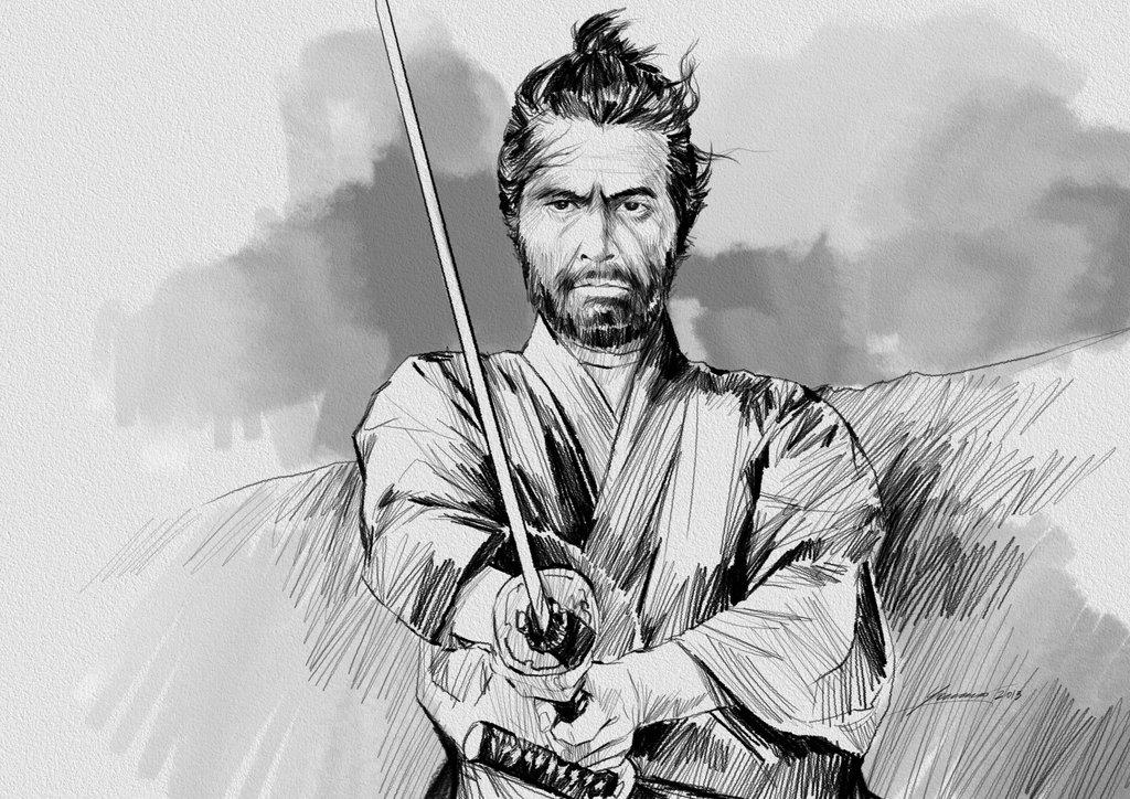 Drawn samurai harakiri Yassuo harakiri The The film