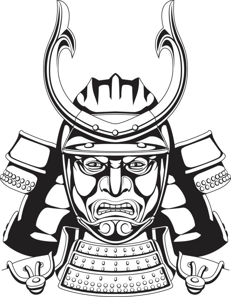 Drawn samurai hat Pinterest images 36 The Samurai