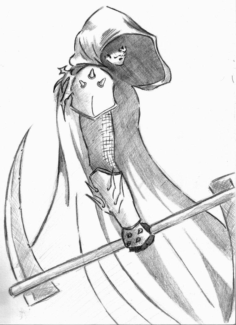 Drawn samurai hooded character Samurai by Knight DeviantArt Hooded