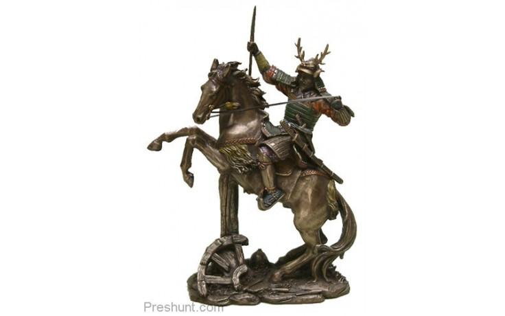 Drawn samurai horse  Gallery Horse Samurai with