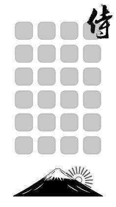 Drawn samurai iphone 6 wallpaper Sc » Wallpaper Space shelf