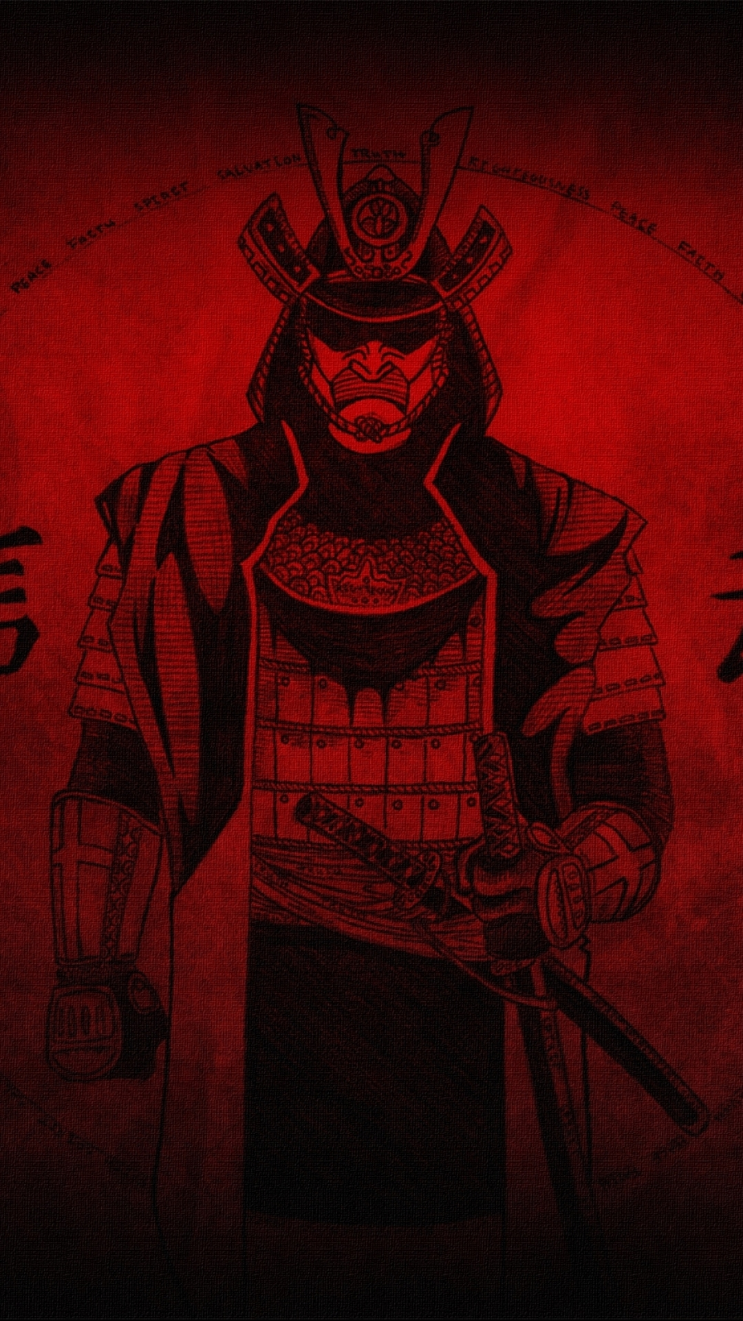 Drawn samurai iphone 6 wallpaper Check Wallpaper 6 Plus 292187