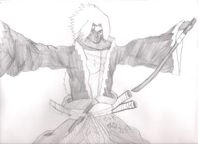Drawn samurai japanese ninja Ninja Drawing Anime Drawing Samurai