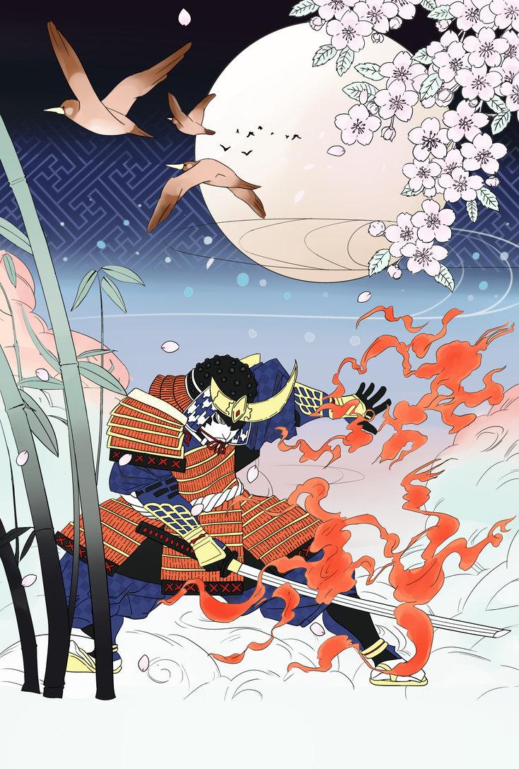 Drawn samurai kamen rider SAMURAI Kamen DeviantArt Riders Kamen