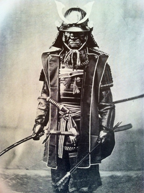 Drawn samurai old Time on warriors 125 quotes