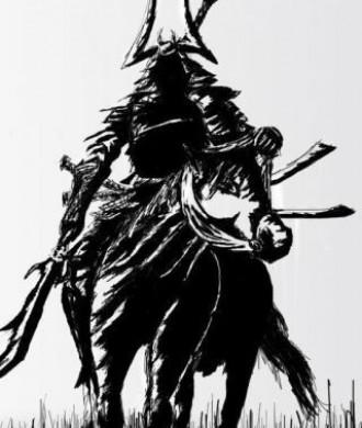 Drawn samurai phone wallpaper Sketch iPhone iPhone 9 Club