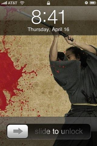 Drawn samurai phone wallpaper Wallpapers are samurai iPhone wallpaper