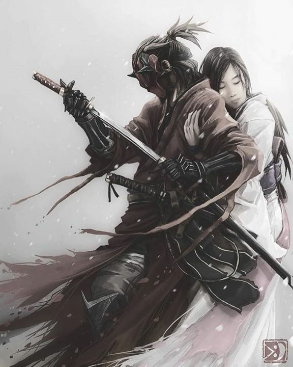 Drawn samurai pinterest And Anime Pin more about
