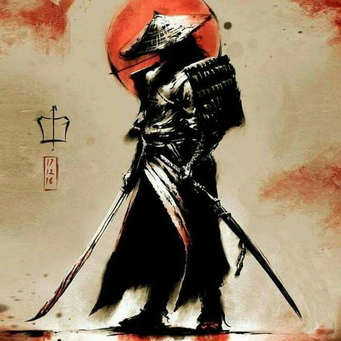 Drawn samurai pinterest Samurai 20+ art Samurai Samurai