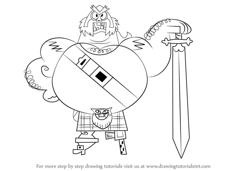 Drawn samurai samurai jack The (Samurai Scotsman Learn Jack