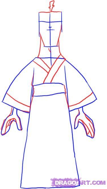 Drawn samurai samurai jack Step Characters by to Network