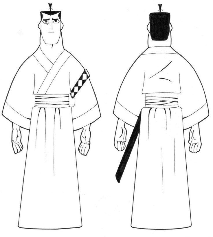 Drawn samurai samurai jack Images on 148 jack samurai