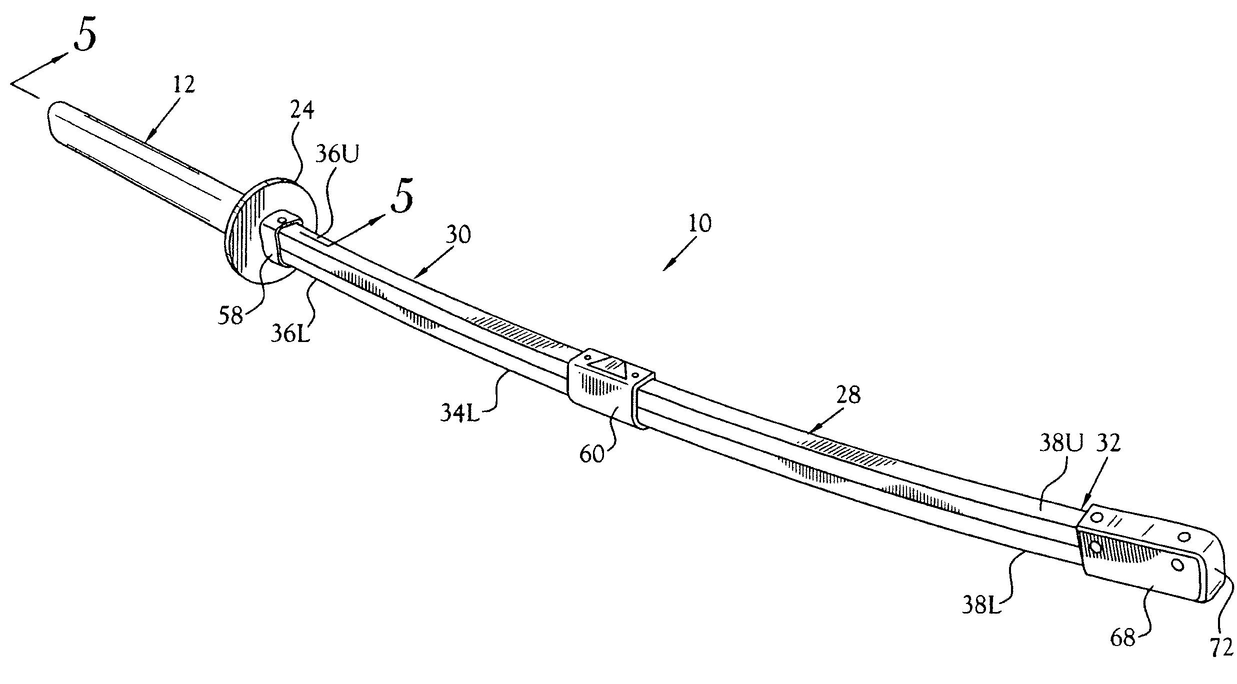 Drawn samurai samurai sword Patent Practice Sword US20090118101 Google