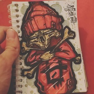 Drawn samurai shadow  SLM / (@sinister_kids) @sinister_kids