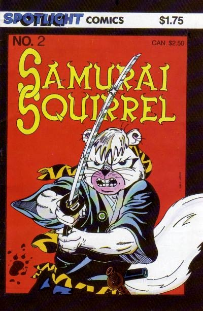 Drawn samurai squirrel Comiclopedia Squirrel Jarvis Squirrel Samurai