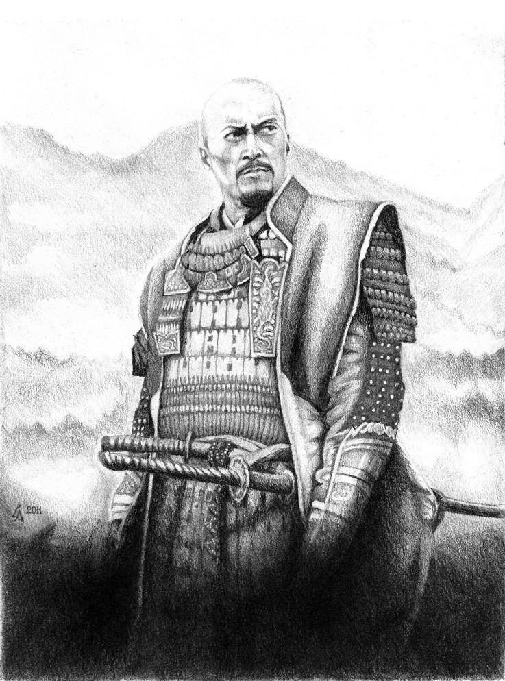 Drawn samurai the last samurai By Samurai lygart Samurai Last