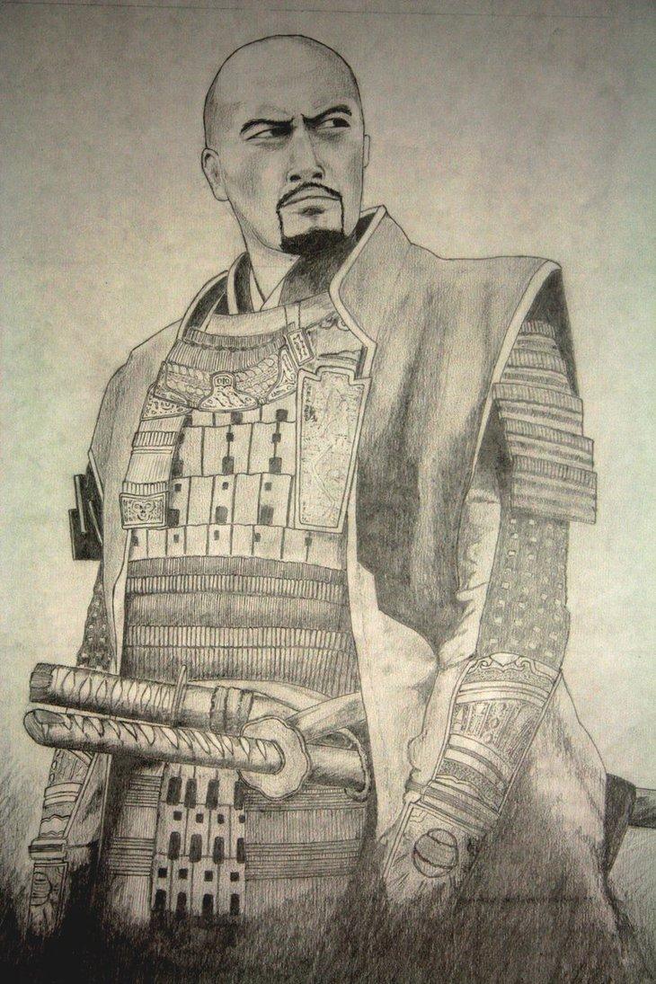 Drawn samurai the last samurai Last The Samurai Last sputt3rduck