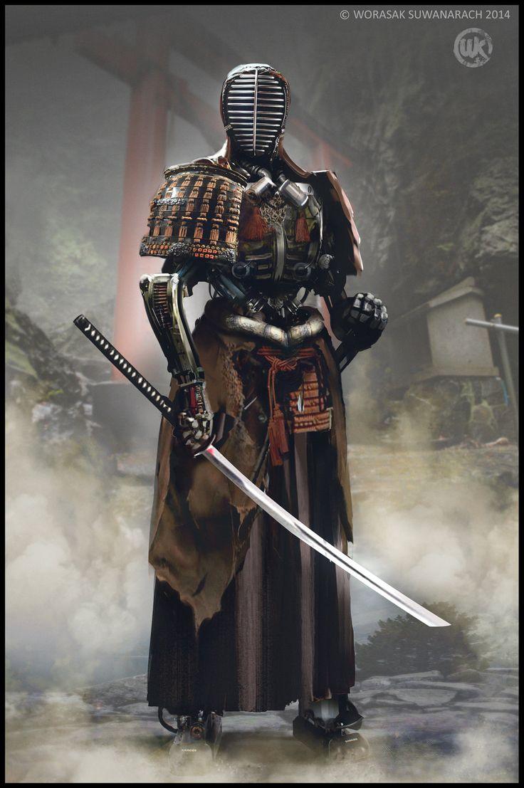 Drawn samurai warforged Samurai best images samurai 250
