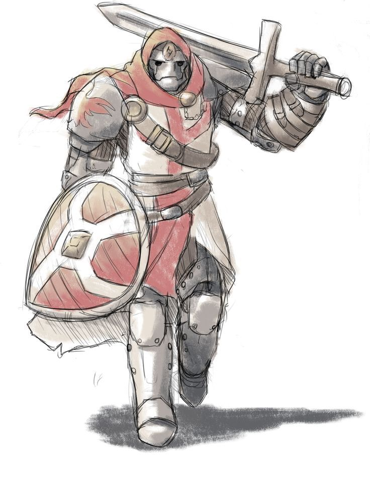 Drawn samurai warforged Swordsman images Pinterest on Warforged