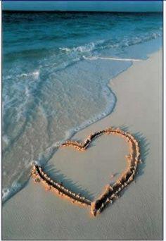 Drawn sand broken heart Pink Heart Pink sand Sand