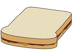 Drawn sandwich #8