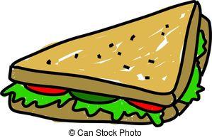 Drawn sandwich #7