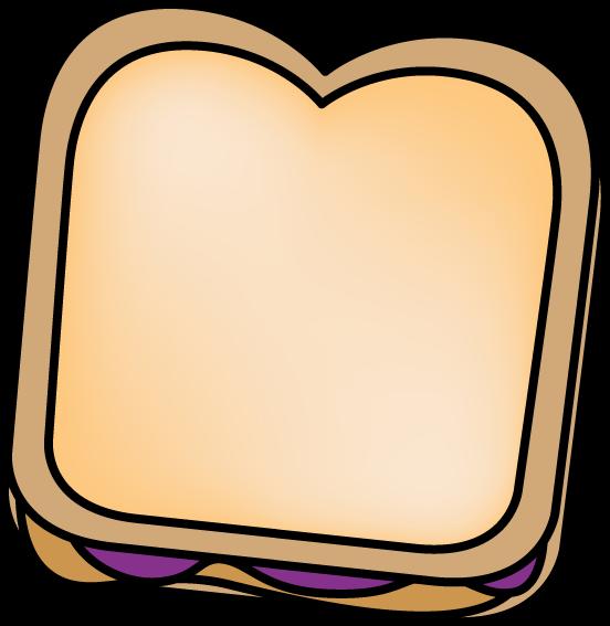 Peanut Butter clipart transparent Butter and Butter Jelly Art