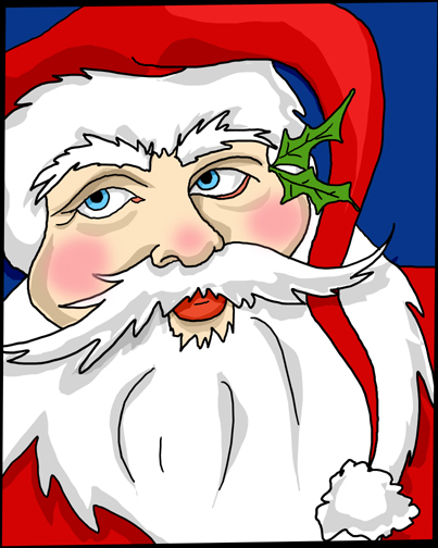 Drawn santa Wikimedia File:Santa jpg File:Santa drawn