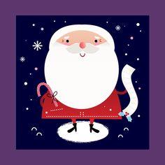 Drawn santa awesome Ladybug Cute with 'Cute+hand drawn+Santa+tshirts'