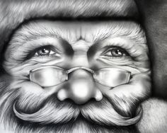 Drawn santa awesome Google not Image content