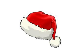 Drawn hat christmas hat Hat Santa Drawing photo#8 drawing