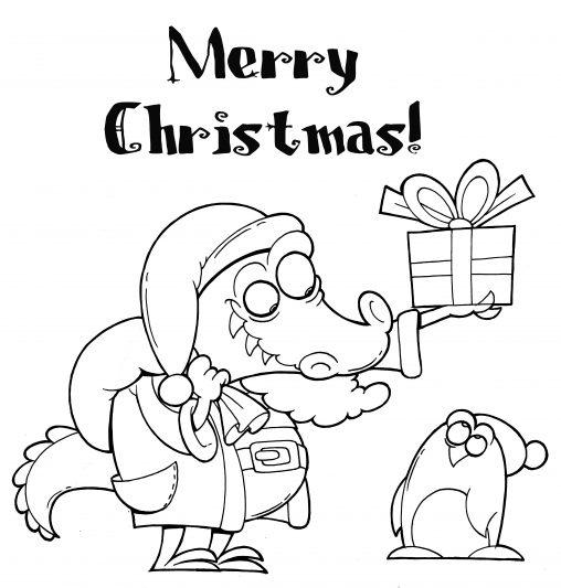 Drawn santa hat merry christmas Spongebob Santa Draw Of How