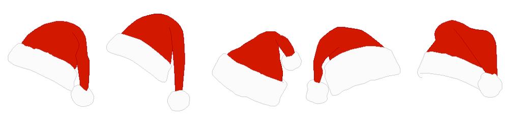 Drawn santa hat mlp Pony Sheet Santa Accessory DeviantArt