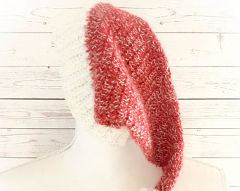Drawn santa hat sanat Hats Crochet Etsy Hats hats